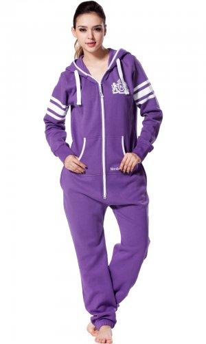 Комбинезон College Purple