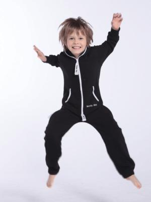 Детский комбинезон Onesie Original черный KOC4 2