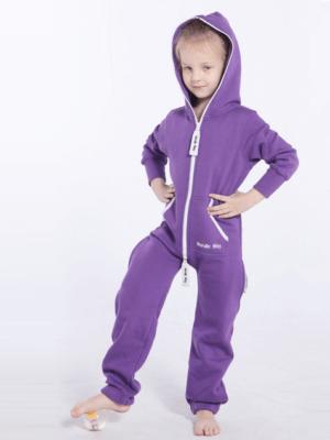Детский комбинезон Onesie Original фиолетовый KOC15 1