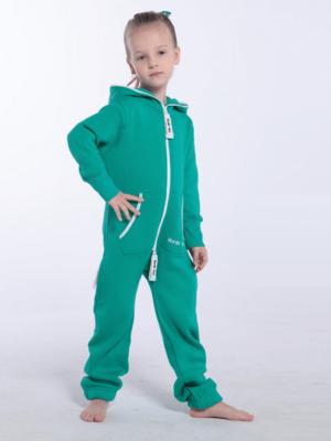 Детский комбинезон Onesie Original ментоловый KOC17 1