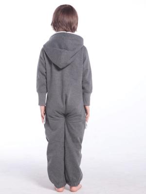 Детский комбинезон Onesie Original темно-серый KOC06 1