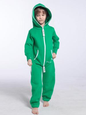 Детский комбинезон Onesie Original зеленый KOC07 1