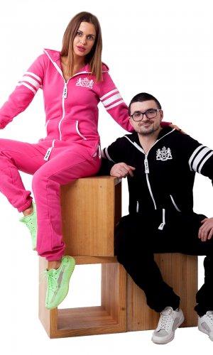 Комбинезон College Pink