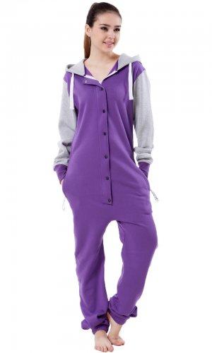 Комбинезон Baseball Purple