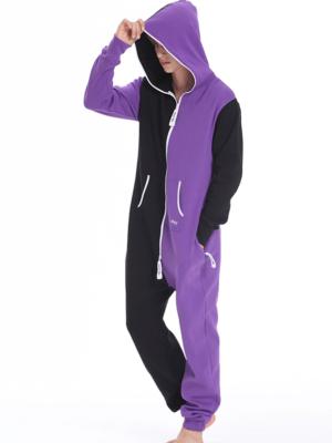 Комбинезон Joker черный+ фиолетовый M1504 1