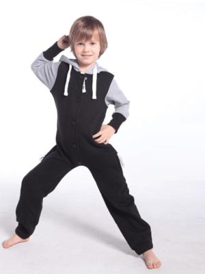 Комбинезон детский Baseball черный KBB01 2