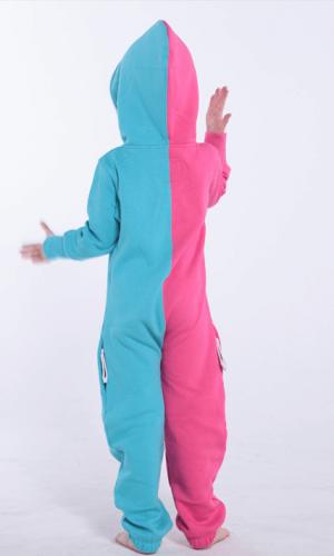 Комбинезон детский Joker розовый+голубой K1503 3