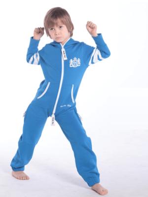 Комбинезон детский голубой College KC03