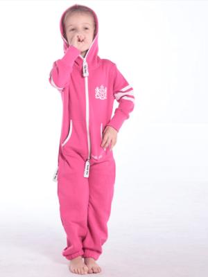Комбинезон детский розовый College KC05 1