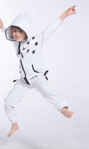 Комбинезон детский со звездами K501