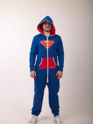 Комбинезон Nordic Way Superman