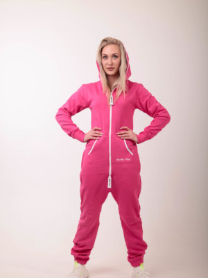Комбинезон Nordic Way Original pink розовый женский