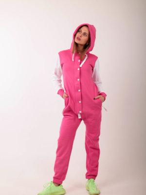 Комбинезон Nordic Way Baseball pink розовый