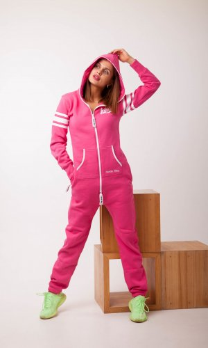 Комбинезон Nordic Way College pink розовый