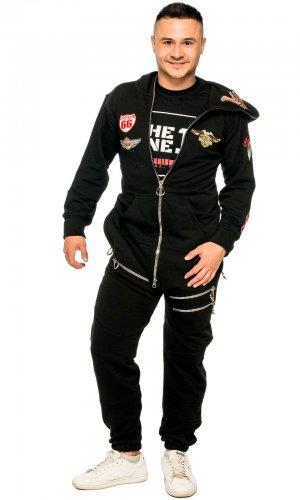 Комбинезон Black Harley
